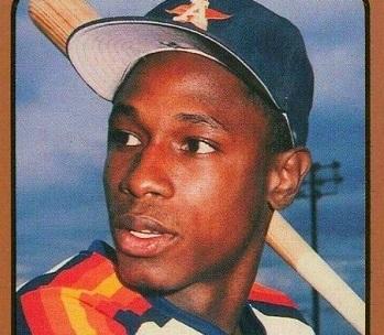 1988 ProCards Auburn Astros Kenny Lofton Brings Back 'Heep' of Memories
