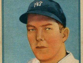 1941 Play Ball Bill Dickey Better than You Remember