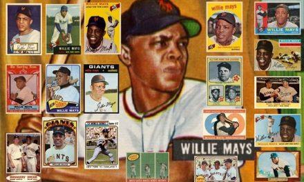 Willie Mays Baseball Cards: All 56 Wax Pack Dandies