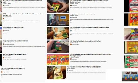 Vintage Sports Breaks: 5 YouTube Channels to Thrill Old-School Collectors