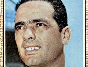 1968 Topps Rocky Colavito a Blank Canvas