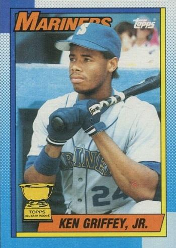 1990 Topps Ken Griffey Jr.