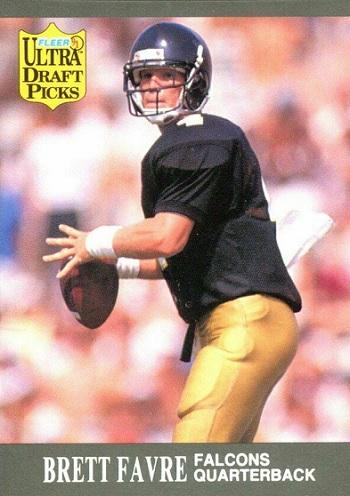 1991 Ultra Brett Favre