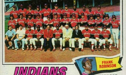 Frank Robinson's Double-Dip 1977 Topps Swan Song