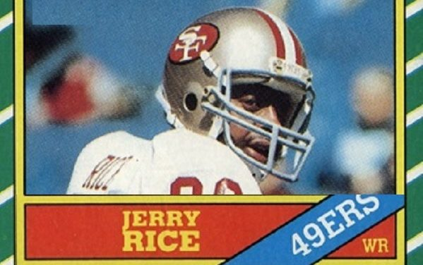 Jerry Rice Rookie Cards: The Complete Guide