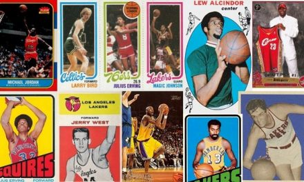 100 Most Expensive Basketball Cards Sold on eBay in Last 30 Days