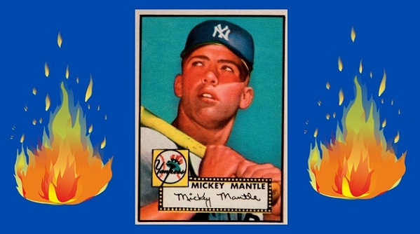 The Hottest Baseball Cards on eBay … Right Now!