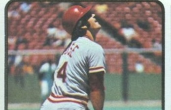 """1973 Topps Pete Rose Still """"Pops Up"""" Now and Again"""