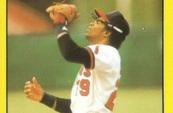 1986 Woolworth Rod Carew an Unexpected Career-Capper