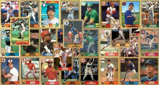 1987 Topps Baseball Cards – 25 Most Valuable … Plus BONUS Listings!