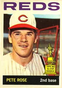 1964 Topps Pete Rose (#125)